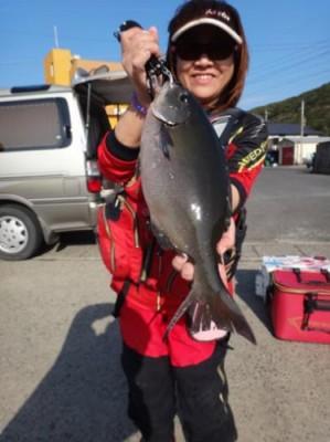 丸銀釣りセンターの2019年2月24日(日)1枚目の写真