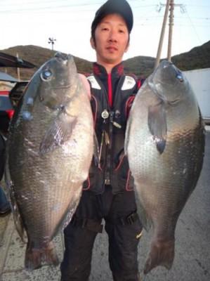 丸銀釣りセンターの2019年2月24日(日)3枚目の写真