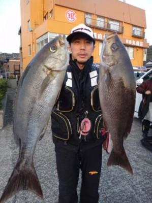 丸銀釣りセンターの2019年2月24日(日)4枚目の写真