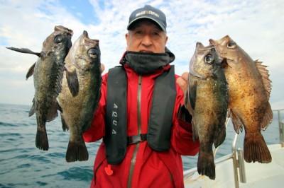 西岡遊漁の2019年2月19日(火)1枚目の写真