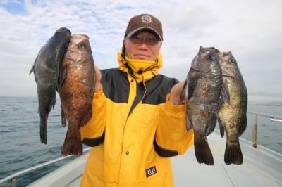 西岡遊漁の2019年2月19日(火)2枚目の写真