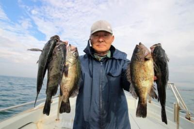 西岡遊漁の2019年2月19日(火)3枚目の写真