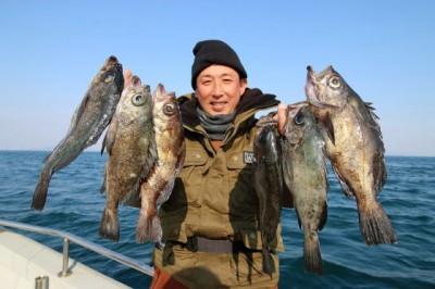 西岡遊漁の2019年2月21日(木)1枚目の写真