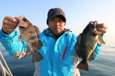 西岡遊漁の2019年2月24日(日)1枚目の写真