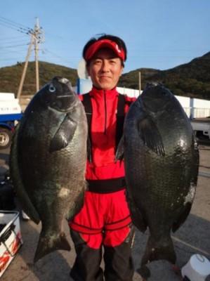 丸銀釣りセンターの2019年2月25日(月)1枚目の写真