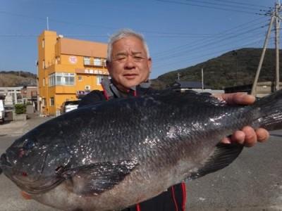 丸銀釣りセンターの2019年2月25日(月)5枚目の写真