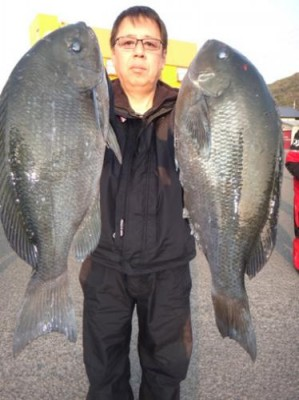 丸銀釣りセンターの2019年2月26日(火)4枚目の写真