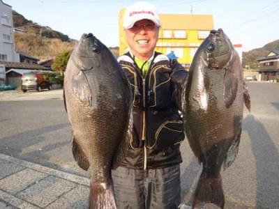 丸銀釣りセンターの2019年2月26日(火)5枚目の写真