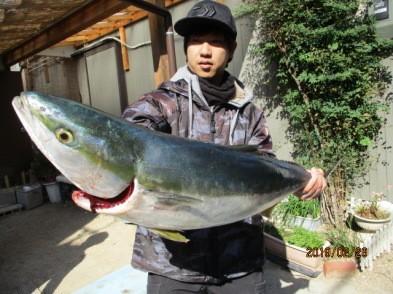 奥村釣船の2019年2月25日(月)2枚目の写真