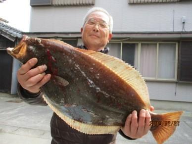 奥村釣船の2019年2月27日(水)1枚目の写真