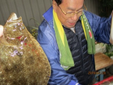 奥村釣船の2019年2月28日(木)3枚目の写真
