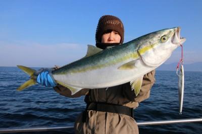 西岡遊漁の2019年2月25日(月)1枚目の写真