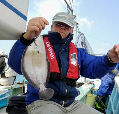 佐々木釣具店 平進丸の2019年3月2日(土)1枚目の写真