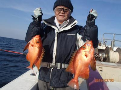 秀吉丸の2019年3月2日(土)4枚目の写真