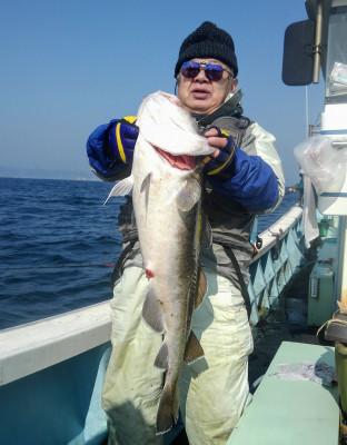 佐々木釣具店 平進丸の2019年3月3日(日)1枚目の写真