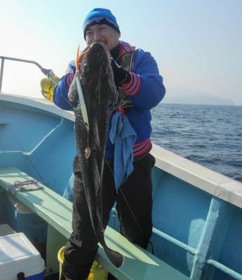 佐々木釣具店 平進丸の2019年3月3日(日)2枚目の写真
