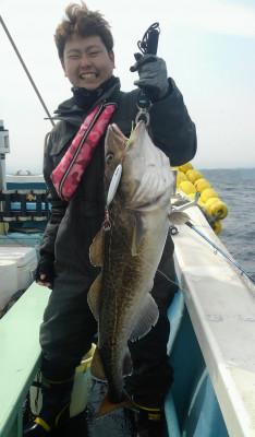 佐々木釣具店 平進丸の2019年3月6日(水)1枚目の写真