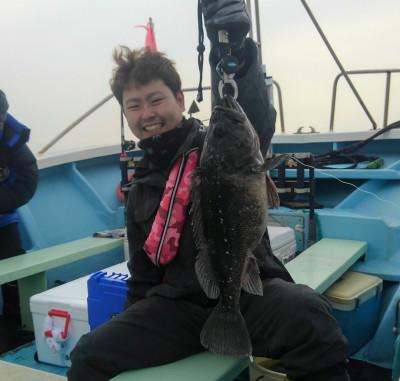 佐々木釣具店 平進丸の2019年3月6日(水)2枚目の写真