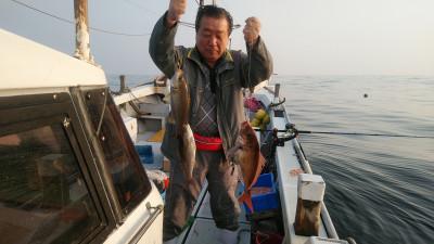 北斗丸の2019年3月6日(水)2枚目の写真