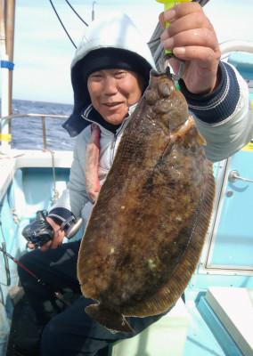 佐々木釣具店 平進丸の2019年3月9日(土)1枚目の写真