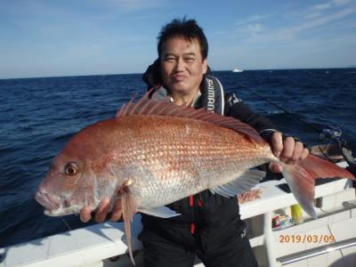 秀吉丸の2019年3月9日(土)4枚目の写真