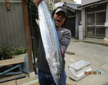 奥村釣船の2019年3月13日(水)3枚目の写真