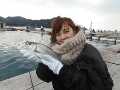 由良海つり公園&釣堀ランドの2019年3月17日(日)1枚目の写真