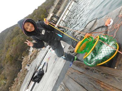 由良海つり公園&釣堀ランドの2019年3月17日(日)2枚目の写真