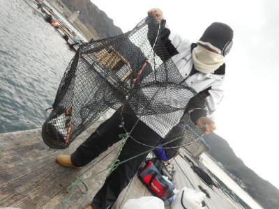 由良海つり公園&釣堀ランドの2019年3月17日(日)3枚目の写真