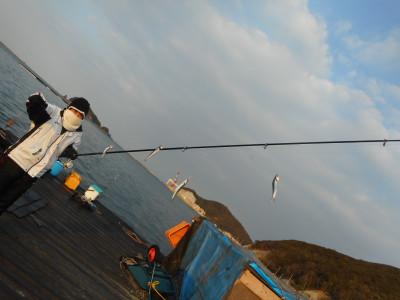 由良海つり公園&釣堀ランドの2019年3月17日(日)4枚目の写真