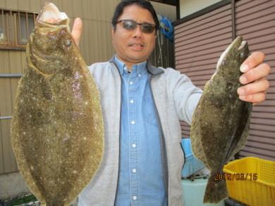 奥村釣船の2019年3月15日(金)2枚目の写真