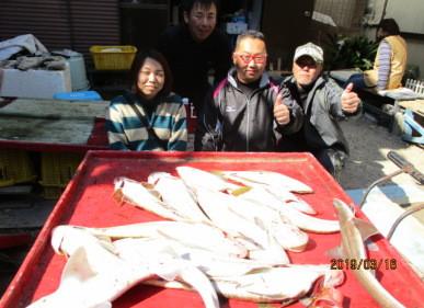 奥村釣船の2019年3月16日(土)1枚目の写真