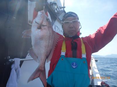 秀吉丸の2019年3月18日(月)3枚目の写真