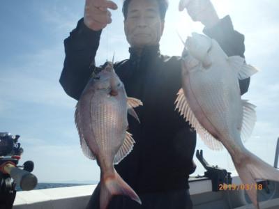 秀吉丸の2019年3月18日(月)5枚目の写真