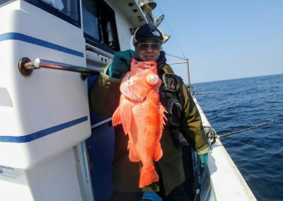 佐々木釣具店 平進丸の2019年3月20日(水)2枚目の写真