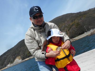 由良海つり公園&釣堀ランドの2019年3月20日(水)1枚目の写真