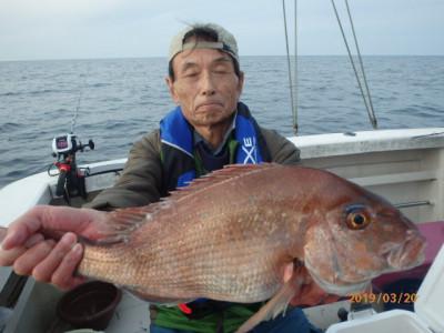 秀吉丸の2019年3月20日(水)1枚目の写真
