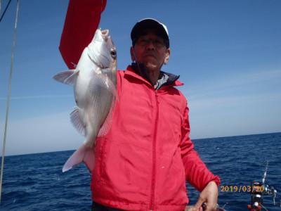 秀吉丸の2019年3月20日(水)5枚目の写真
