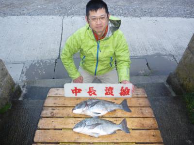 中長渡船の2019年3月22日(金)1枚目の写真