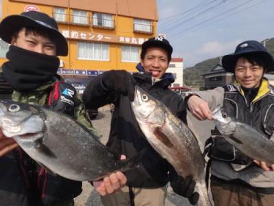 丸銀釣りセンターの2019年3月22日(金)1枚目の写真