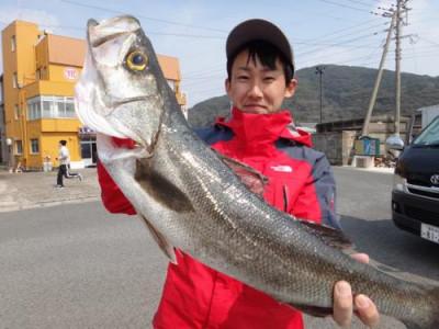 丸銀釣りセンターの2019年3月22日(金)2枚目の写真