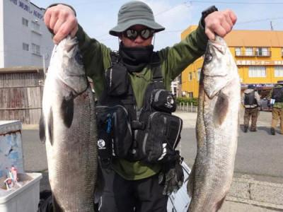 丸銀釣りセンターの2019年3月22日(金)4枚目の写真