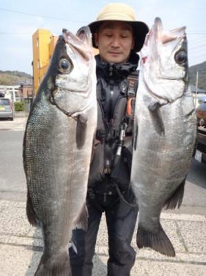 丸銀釣りセンターの2019年3月22日(金)5枚目の写真