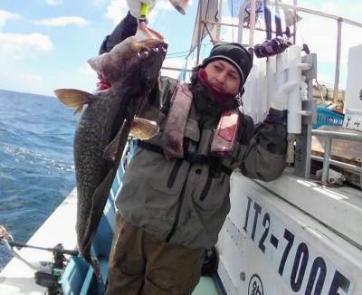 佐々木釣具店 平進丸の2019年3月24日(日)1枚目の写真