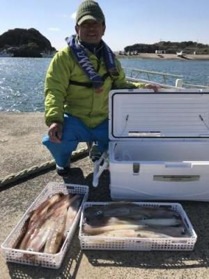 福田丸の2019年3月24日(日)2枚目の写真