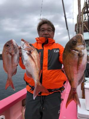 第八幸松丸の2019年3月23日(土)2枚目の写真