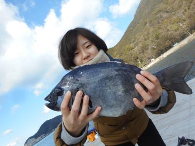 由良海つり公園&釣堀ランドの2019年3月24日(日)1枚目の写真