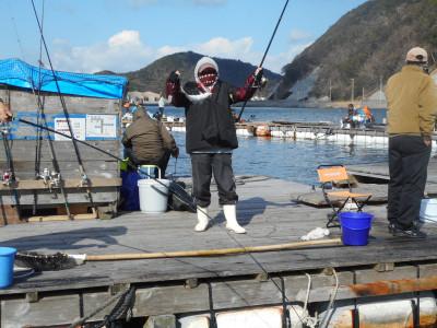 由良海つり公園&釣堀ランドの2019年3月24日(日)4枚目の写真