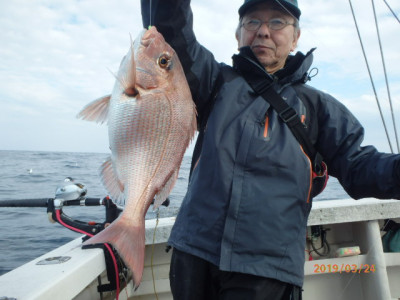 秀吉丸の2019年3月24日(日)2枚目の写真