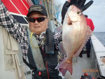 秀吉丸の2019年3月24日(日)3枚目の写真